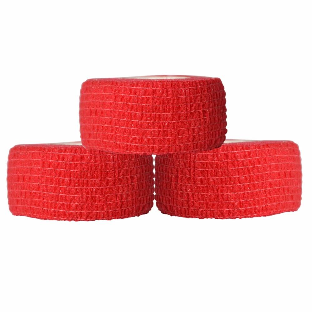 1 Pc Of Medical Bandage Clipper Toiletry Kits Sunny 24pcs/pack 1x5 Yards Self Adhesive Non Woven Cohesive Bandage
