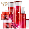 LAIKOU Pomegranate Essence skin care set moisturizing cream whitening anti-aging cream for female cream 5pcs /lot