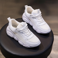 Casual White Shoes Women Fashion Brand Platform Sneakers Autumn zapatos de mujer zapatos de mujer Lady footware Beige Dad Shoes