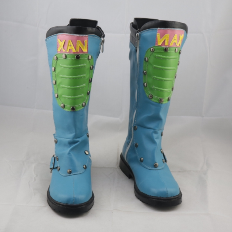 Dragon Ball Bulma Cosplay Shoes Boots Halloween Carnival Costume Accessories Custom