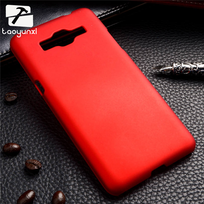TAOYUNXI Plastic Phone Case For...