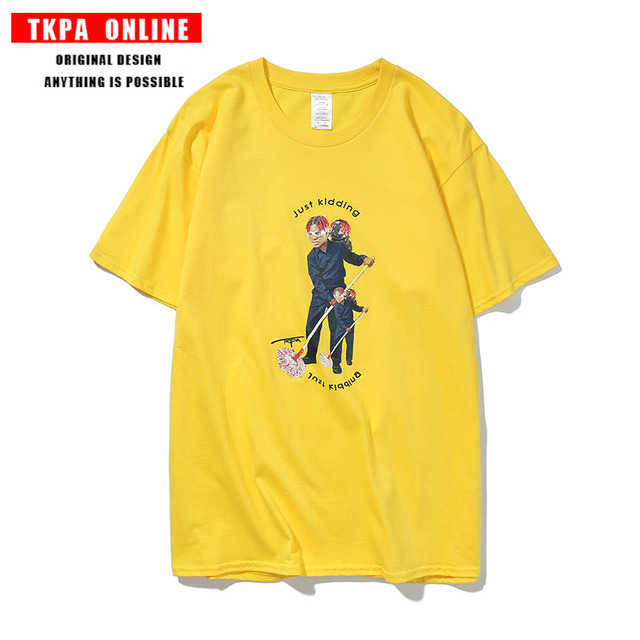 39a23e777 TKPA Man Summer Graphic Tees Male New Casual Clothing Comfortable new  summer t shirt for boys clothing men