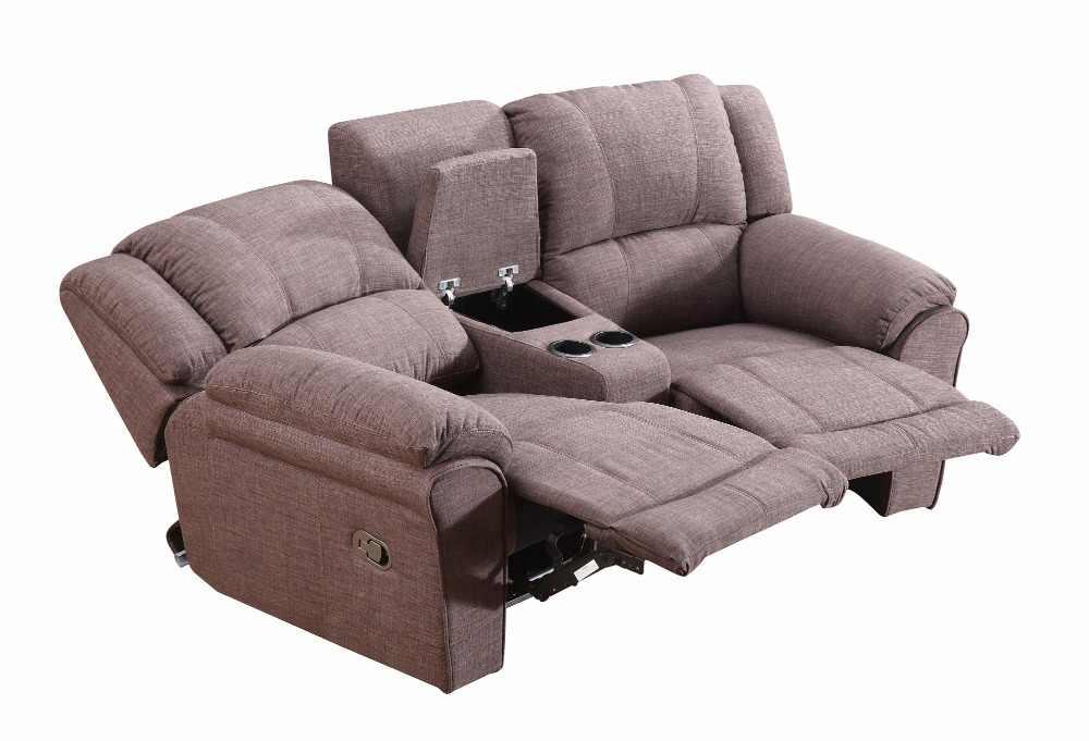 Кресла для кинотеатра стулья театр с современная кожаная Софа стул-качалка диван черный