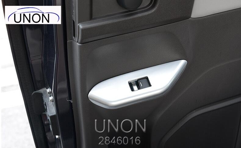 Новое поступление для Honda Odyssey 2015 2016 ABS дверные ручки держатель Окно лифт переключатель отделкой левой Drive