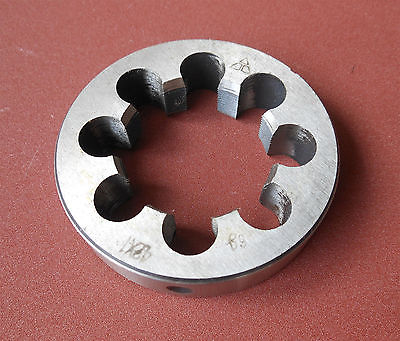 1pcs HSS Right Hand Die 1 3/4-20 Dies Threading 1 3/4-20 1pcs hss right hand die 1 15 16 8 dies threading 1 15 16 8