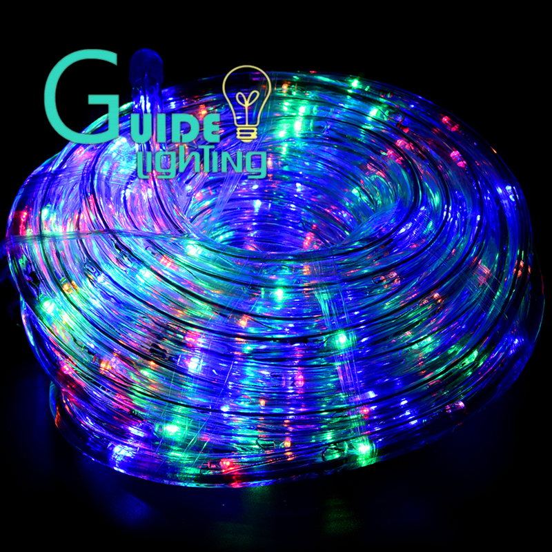 color change led rope light in outdoor lighting christmas weeding holiday lighting colors led. Black Bedroom Furniture Sets. Home Design Ideas