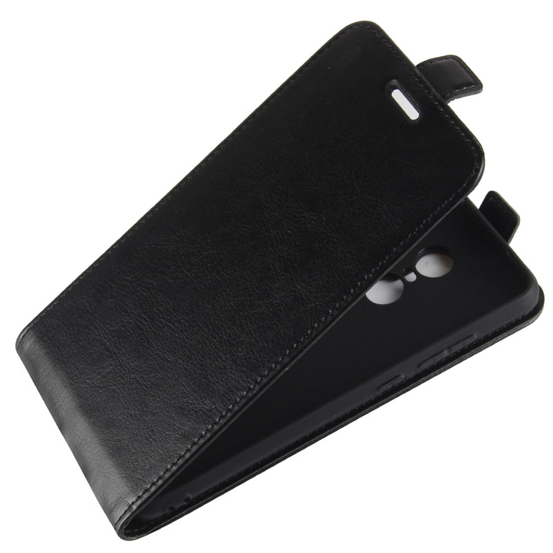 Head Case For Xiaomi Redmi 4X Case Crazy Horse Flip Leather Case for Xiaomi Redmi Note 4X Note 4 4 Pro Vertical Magnetic Cover