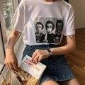 Kuakuayu HJN Женская футболка для напитков женские футболки чай, кофе, водка винтажный принт Tumblr гранж Эстетическая футболка Милая футболка