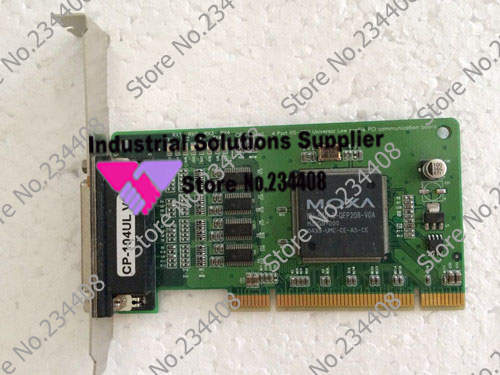 ФОТО CP-104UL V2 4 Port RS-232 PCI serial card