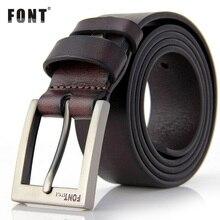 Men's belts luxurious designer High high quality Genuine leather-based man belt Pure cowhide pores and skin strap male Formal males girdles & cummerbunds