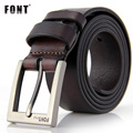 Men's belts luxury designer High quality Genuine leather man belt Pure cowhide skin strap male Formal men girdles & cummerbunds