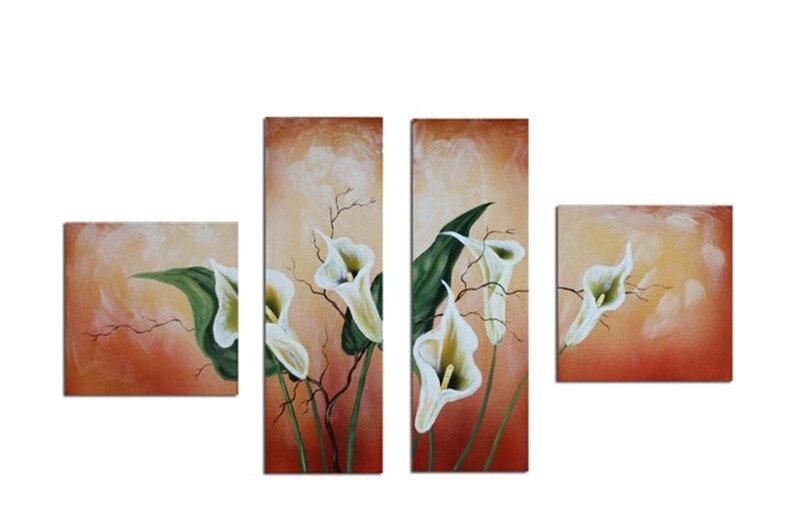 Modern Art 4 Panel