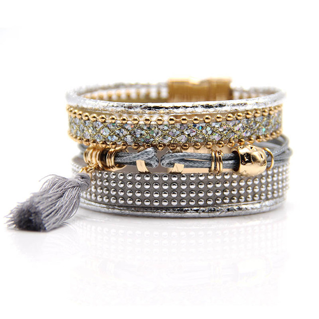 Bracelet Brésilien Chic