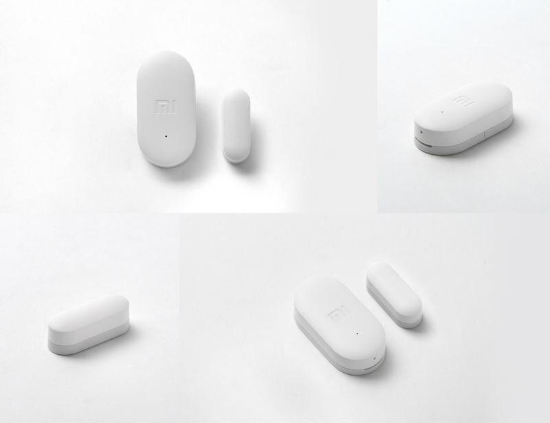 Original Xiaomi Mi Smart Temperature And Humidity Sensor Put The