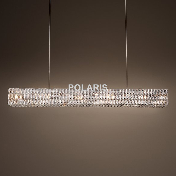 Buy linear crystal chandelier and get free shipping on