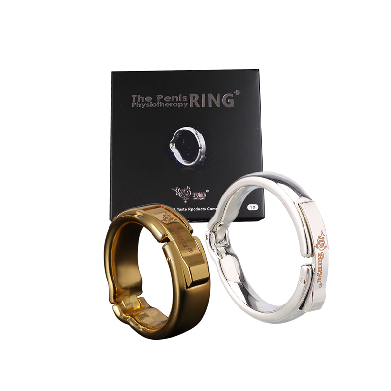 <font><b>Male</b></font> <font><b>Circumcision</b></font> Ring Adjustable Cock Ring Foreskin Blocking Ring The Penis Ring For Men image