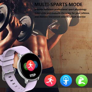 Image 4 - TLXSA Sport Bluetooth Fitness Tracker Smart Watch Waterproof Sleep Heart Rate Blood Pressure Monitoring Watch For Android IOS