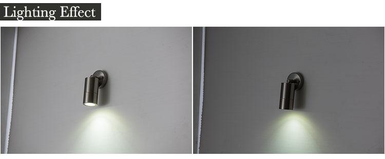 de parede ajustável superfície montada ao ar