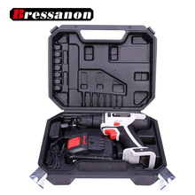 18V 1300mah Li-ion Battery  Double Speed DC Electric Drill Lithium Cordless Drills/Screwdriver  Household power tools