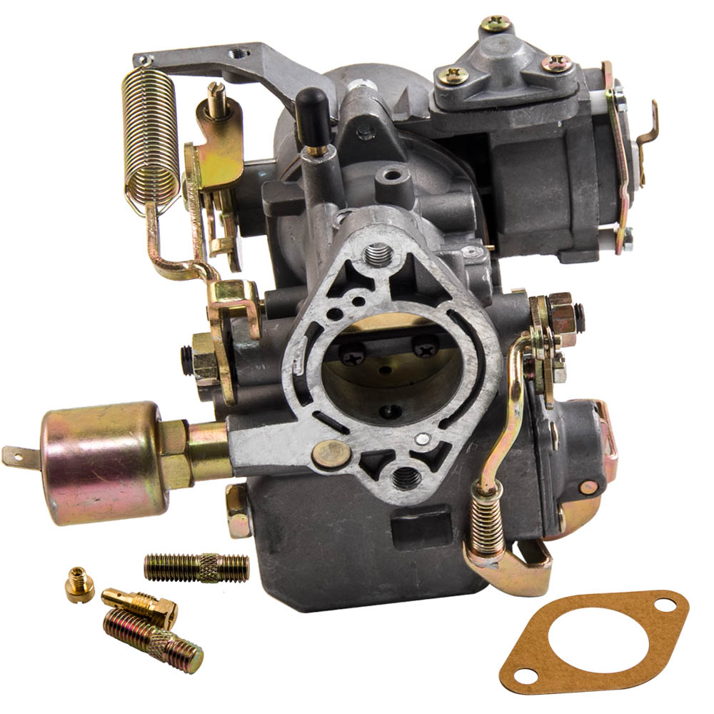 brand new carburetor for vw 34 pict 3 12v electric choke 1600cc 113129031k fit volkswagen super beetle and karmann ghia [ 1000 x 1000 Pixel ]