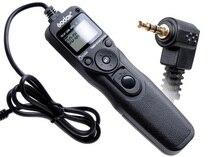 Godox eza-c1 ЖК-дисплей цифровой таймер Дистанционное управление для Canon и pentax камеры