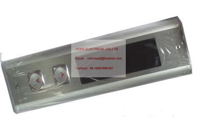 Hyundai elevator stainless call panel HIPD-240A HIPD-CAN