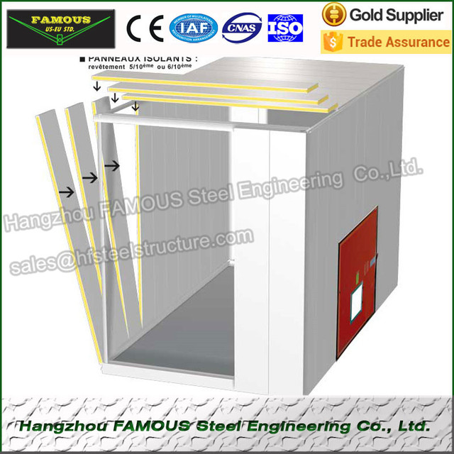 Used Freezer Insulated Panels : Aliexpress buy sandwich panel used in walk