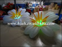 Hanging Decoration Inflatable Light Flowers/Inflatable flower for Ceiling Decoration