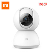 2018 Updated Version Original Xiaomi Mijia Smart IP Camera 1080P WiFi Pan-tilt Night Vision 360 Degree View Motion Detection(China)