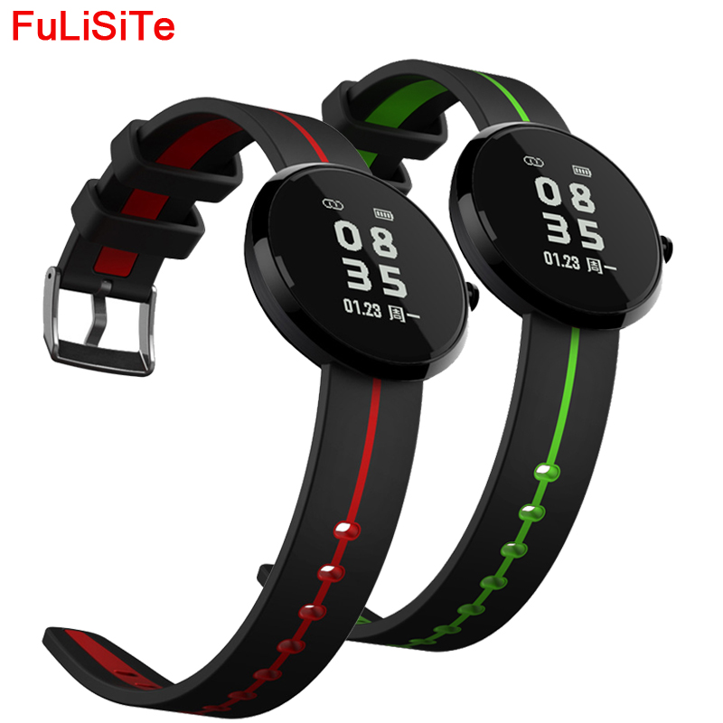 V06S Fitness Band Wrist Watch Blood Pressure Timer Alert Pedometers  Bluetooth Bracelet Heart Rate Monitor Activity Tracker Adult e65627210c69