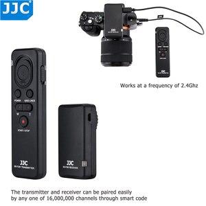 Image 4 - JJC 카메라 무선 소니 ZV1 A7RIV A7SIII A7II A6000 A6300 A6500 RX10II RX100IV FDR AX30 캠코더 컨트롤러