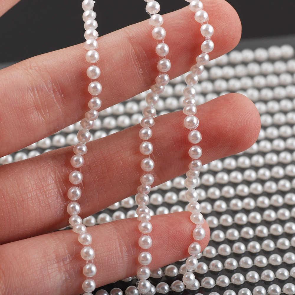 Pegatinas acrílicas de perlas de imitación autoadhesivas de diamantes de imitación adhesivos DIY juguetes de decoración para niños y bodas accesorios adhesivos