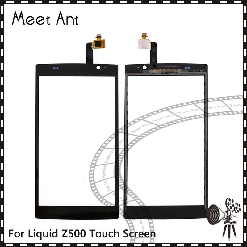 Remplacement De Haute Qualité 5.0 Pour Acer Liquid Z500 Écran Tactile Digitizer Capteur Verre Externe Objectif Panneau