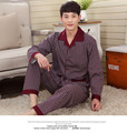 New Premium Men's 100% Cotton Sleepwear Pajamas Set  Home Clothes  pajamas for man disfraz bella durmiente 095