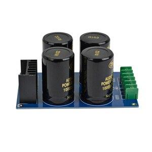 Image 4 - Aiyima Khuếch Đại Bộ Lọc Chỉnh Lưu Board 4x10000 UF Lớn tụ Đầy Đủ Cầu Lọc Subwoofer DC Bộ Khuếch Đại BỘ DỤNG CỤ DIY