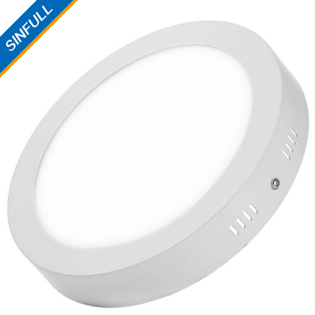 SINFULL 18W led panel light bathroom Downlight ultra thin kitchen ...