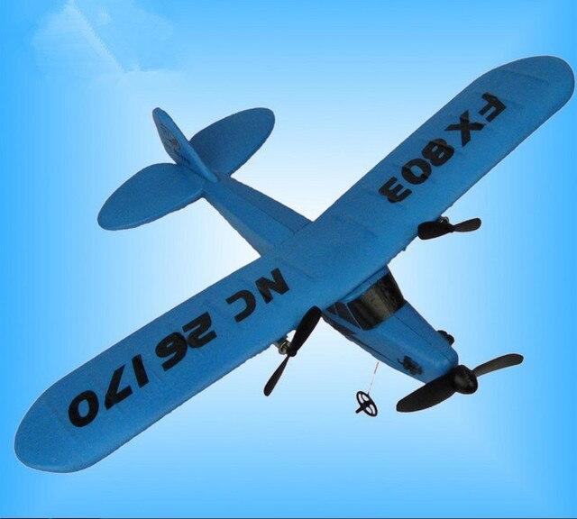 RC Plane 2 CH Foam outdoor 150m Distance