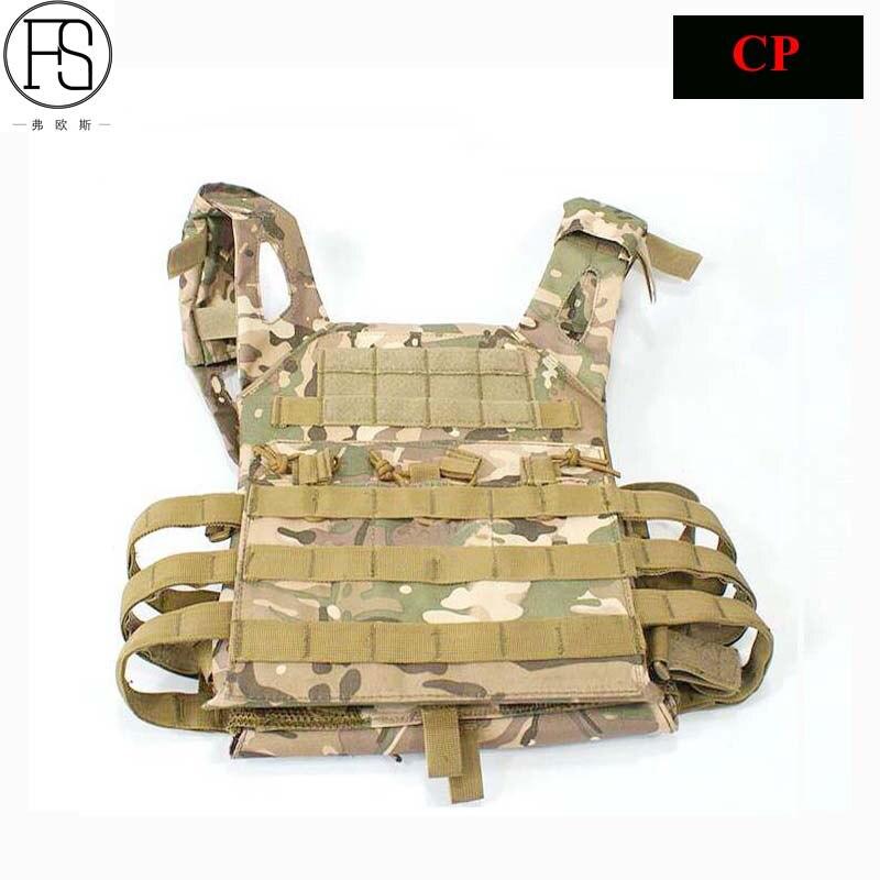 Good Military Equipment Tactical Vest Paintball Hunting Vests Tactical Airsoft Vest Outdoor Sport CS Wargame Combat Carrier Vest