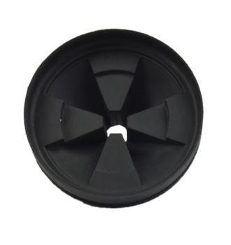 Food Waste Disposer Parts Anti-splash Rubber Ring Anti-corrosion Gum