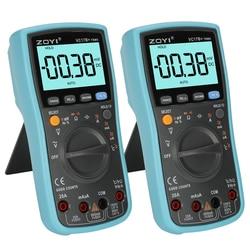 Superieure mooie digitale multimeter met temperatuur test functie + frequentie weerstand AC/VC stroom volt etc basic test 2019