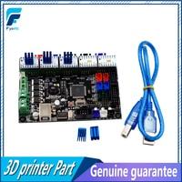 Gen L V1.0 Integrated Mainboard Gen L v1.0 With 5pcs TMC2208 V1.2 Stepper Drivers For Tarantula & Tornado 3D Printer