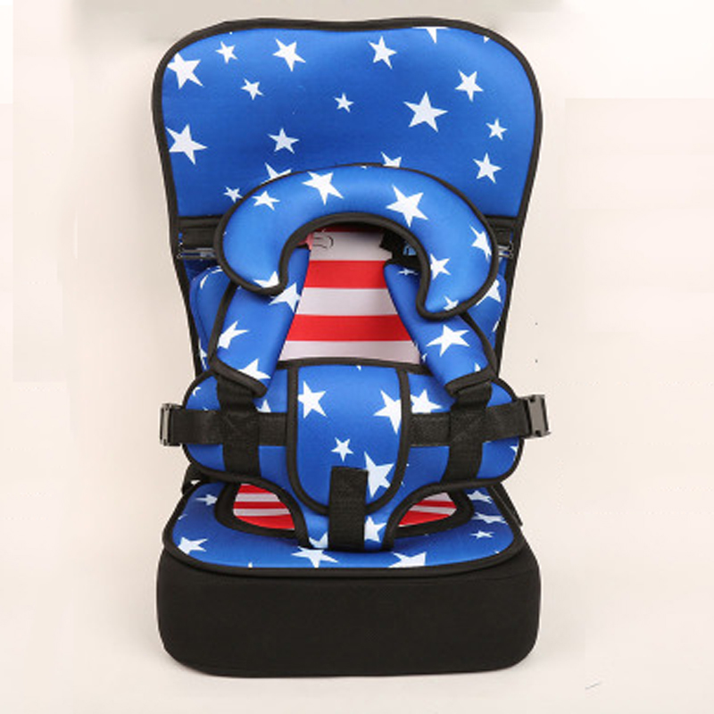 Child Safe Seat Portable Baby Safety Seat Children 39 s Chairs Updated Version Thickening Sponge Kids Car Seats Children Car Seat in Children Chairs from Furniture
