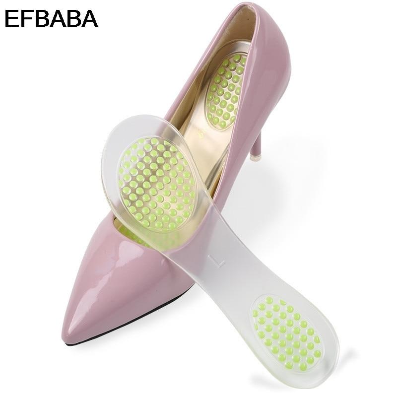 EFBABA Geen slip Hoge Hak Binnenzool Dames Schoen Pad Dempend - Schoenaccessoires