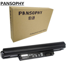 PANSOPHY Battery For Dell Inspiron Mini 10 1010 1011 1110 11z P03T001 PP19S H766N PP19S H766N K713N T745P N533P N532P N531P(China)