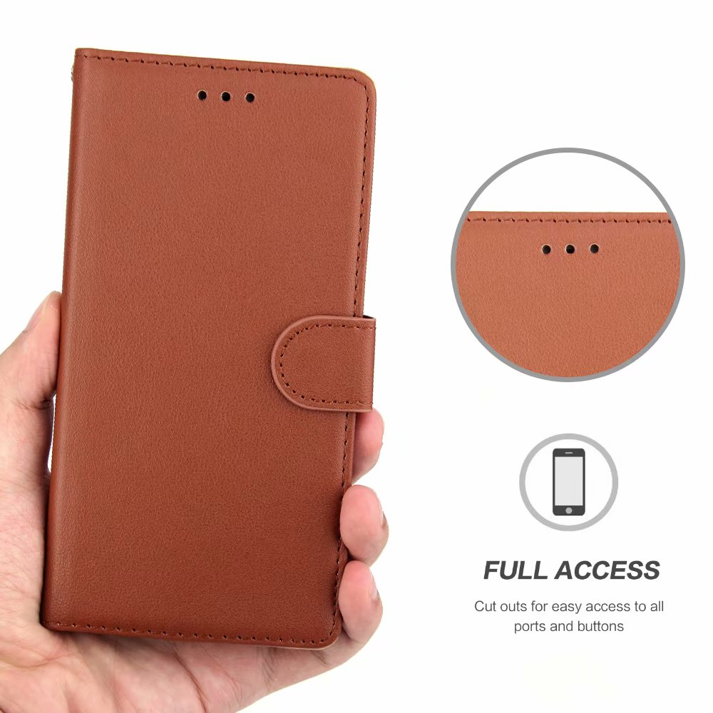 Flip PU leather wallet for Samsung Galaxy J2 PRO 2018 grand prime pro J250 J7 Plus On5 2016 J5 Prime On7 2016 J7 Prime case in Flip Cases from Cellphones Telecommunications
