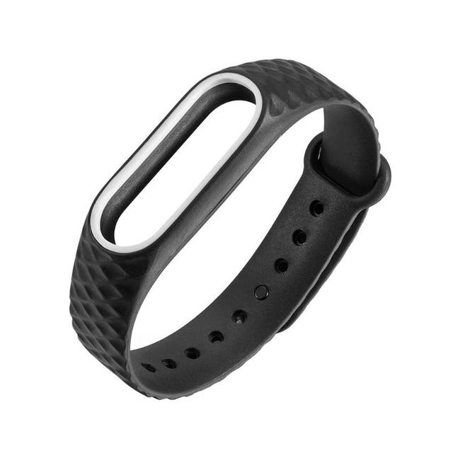 Silicone Bracelet Strap For Miband 2 Colorful Watch Strap Wristband Belt Replacement Smart Band Accessories For Xiaomi Mi Band 2 | Watchbands