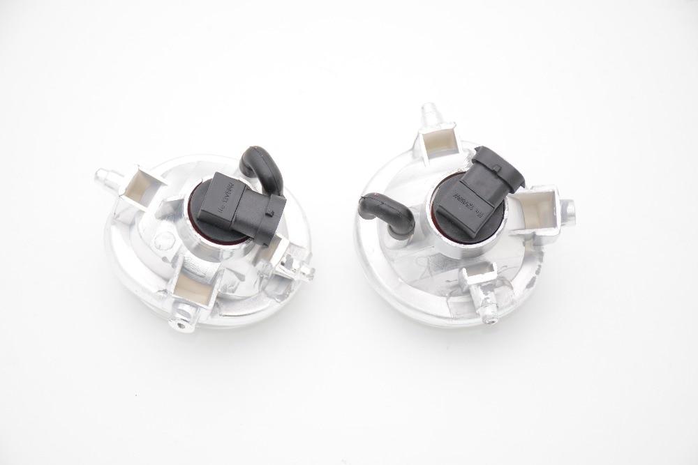 Zamjena svjetiljke za svjetlo za maglu 1Pair Clear L + R Prednja - Svjetla automobila - Foto 4