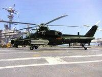 Огонь феникс WZ 10 моделирование модель Z10 сплава самолетов прямой 10 вооруженных модель вертолета 1:32 армии Китая
