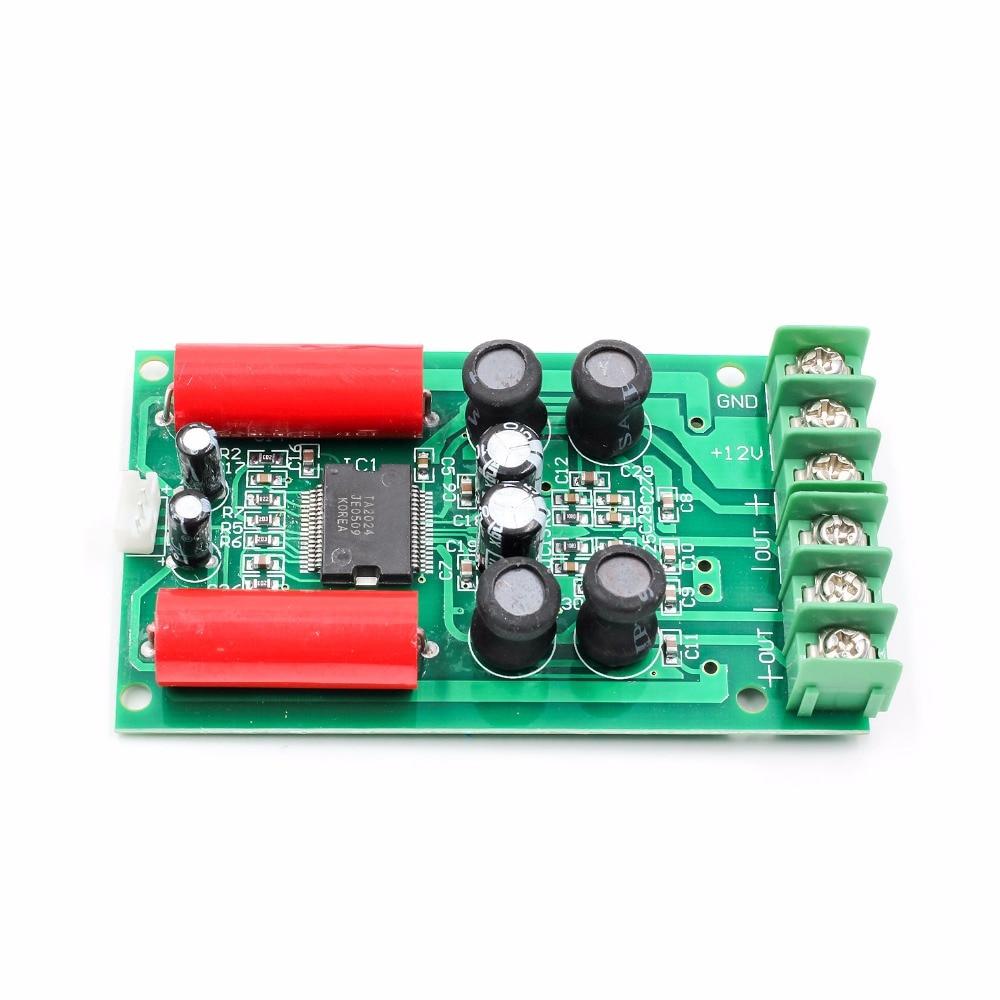 T-amp ta2024 2x15 w placa de amplificador digital de áudio 320-600