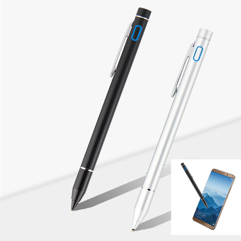 Active Touch Pen Capacitive Screen Pencil For Samsung Galaxy Tab A 10.5 2018 SM-T590 T595 T597 S4 10.5 T830 T835 Tablet Stylus